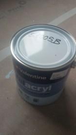 Esmalte Valacryl Color Azul Grisacio S-1005-B (2)