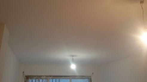 Lijado de techos con lijadora con extracción de polvo (10)