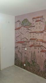 Papel pintado Casas (3)