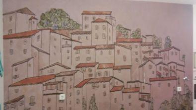 Papel pintado Casas (4)