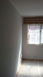 1 mano de plastico sideral color gris en paredes (1)