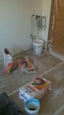 1 y 2 Tendida de Aguaplast rellenos en techos y paredes (2)