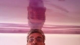 Estuco Marmol a 3 colores Violeta con cera (26)