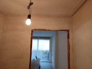 Aplicado 3 mano de aguaplast fino en paredes (24)