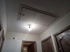 Aplicando 1ª mano de aguaplast rellenos en paredes (4)