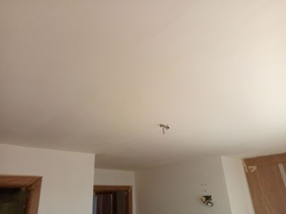 Aplicado 2ª Mano de Aguaplast Macyplast en techos y paredes (32)