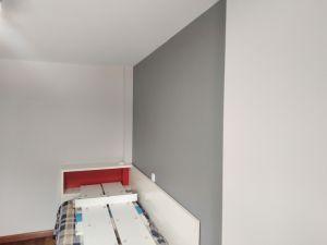 Habitacion 2 Plastico color gris claro y esmalte gris oscuro (8)