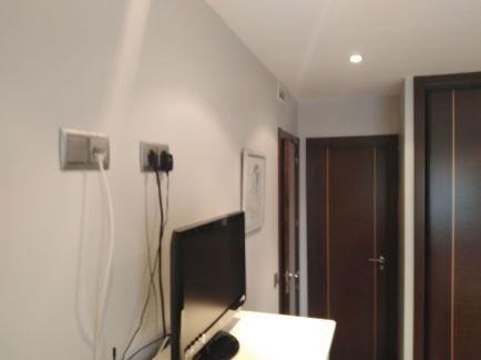 Dormitorio Esmalte al agua valacryl gris claro (3)