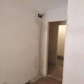 Estado Gotele plastificado en techos y paredes - Usera (46)
