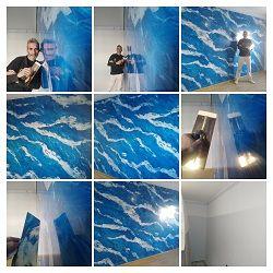icono Estuco El Viso Marmol Azul