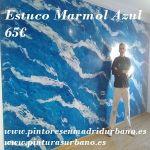 Oferta Estuco Marmol El Viso Vilalbilla Azul - Pinturas Urbano