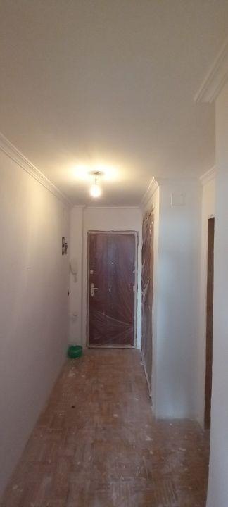 1 mano de plastico y replastecidos en techos y paredes (5)