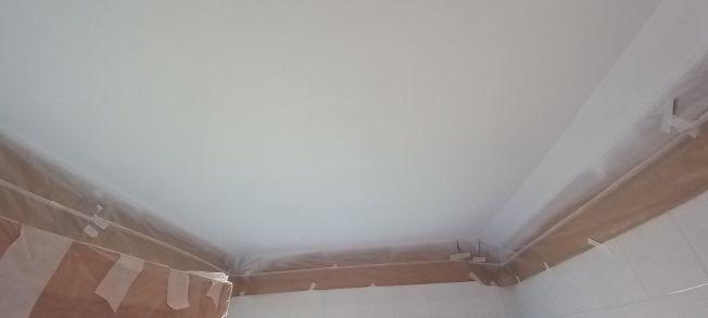 Lijado - 1 mano de plastico sideral en techos y paredes (3)