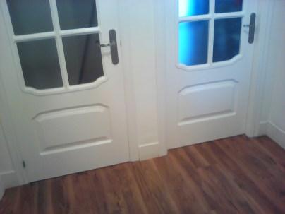 Lacado de Puertas en Blanco Satinado (2)