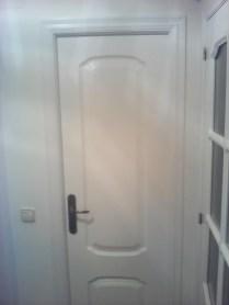 Lacado de Puertas en Blanco Satinado (9)