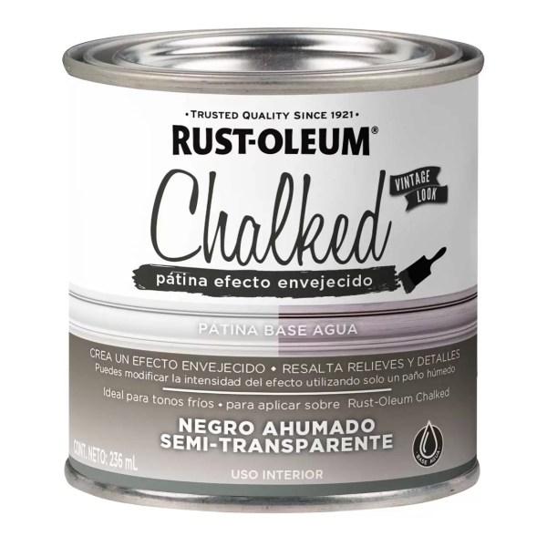 335648 1 Chalked Patina NegroAhumado