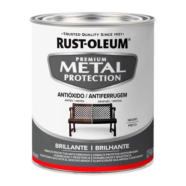 358254 1 MetalProtection Negro Brillante