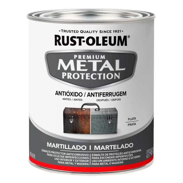 358270 1 MetalProtection Plata Martillado