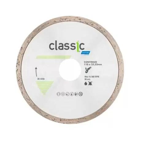 70184647066 Disco Diamantado Continuo Classic 110x22 23 Ang 1 83118