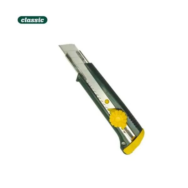 cutter plastico h 18 mm traba a rueda c118
