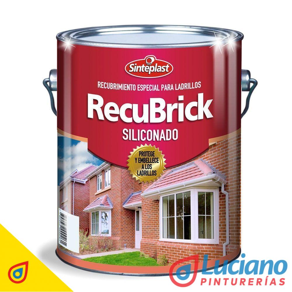 Sinteplast Impregnante Ladrillos Natural 20 lts.