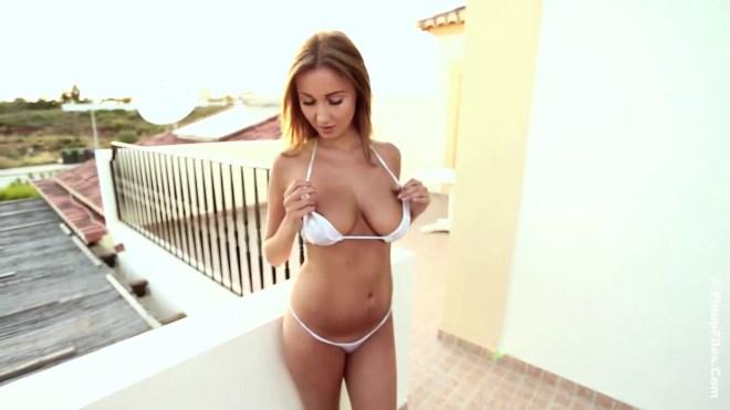 Libby Smith - Silver Bikini 2 - Trailer
