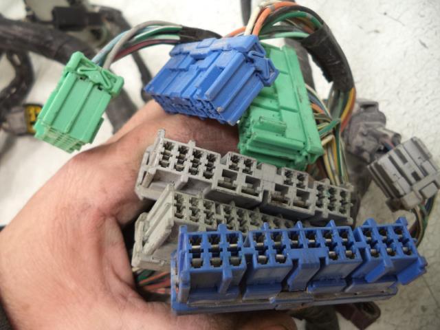 Honda Goldwing Gl Main Wire Wiring Harness