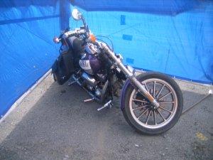 200105 Harley Davidson Dyna FXDWGLXTP Wide Glide Low