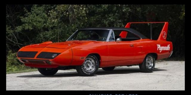 1970 Plymouth Road Runner Superbird Pinxcars American Muscle Cars