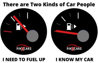 There are Two Kinds of Car People PinXcars