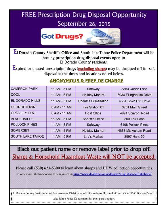 2015-09_DEA Drug Take Back_Flyer
