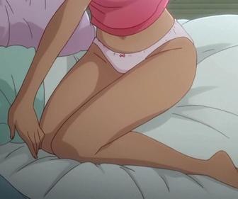 【画像】下着一丁で寝てる女子小学生ヱロすぎwwwww