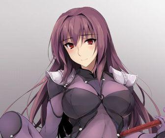 【朗報】Fate のスカサハとかいうお姉さんwwwww