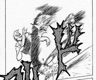 【画像】漫画史上最もかっこいい「蹴りのシーン」といえばwwwww