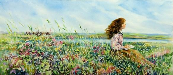 Judy Thompson: Silver Lake Reflections