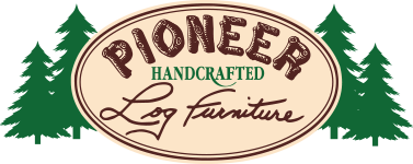 Pioneer Handcrafted Log Furniture