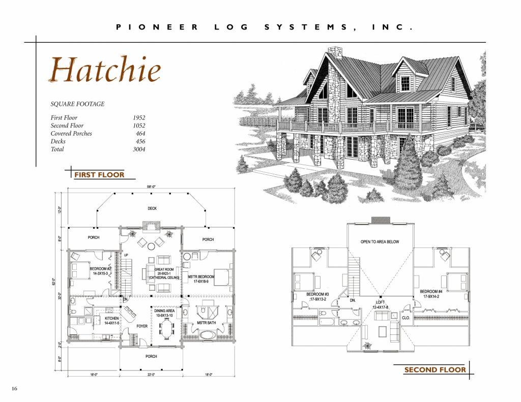 Floor Plans Archive