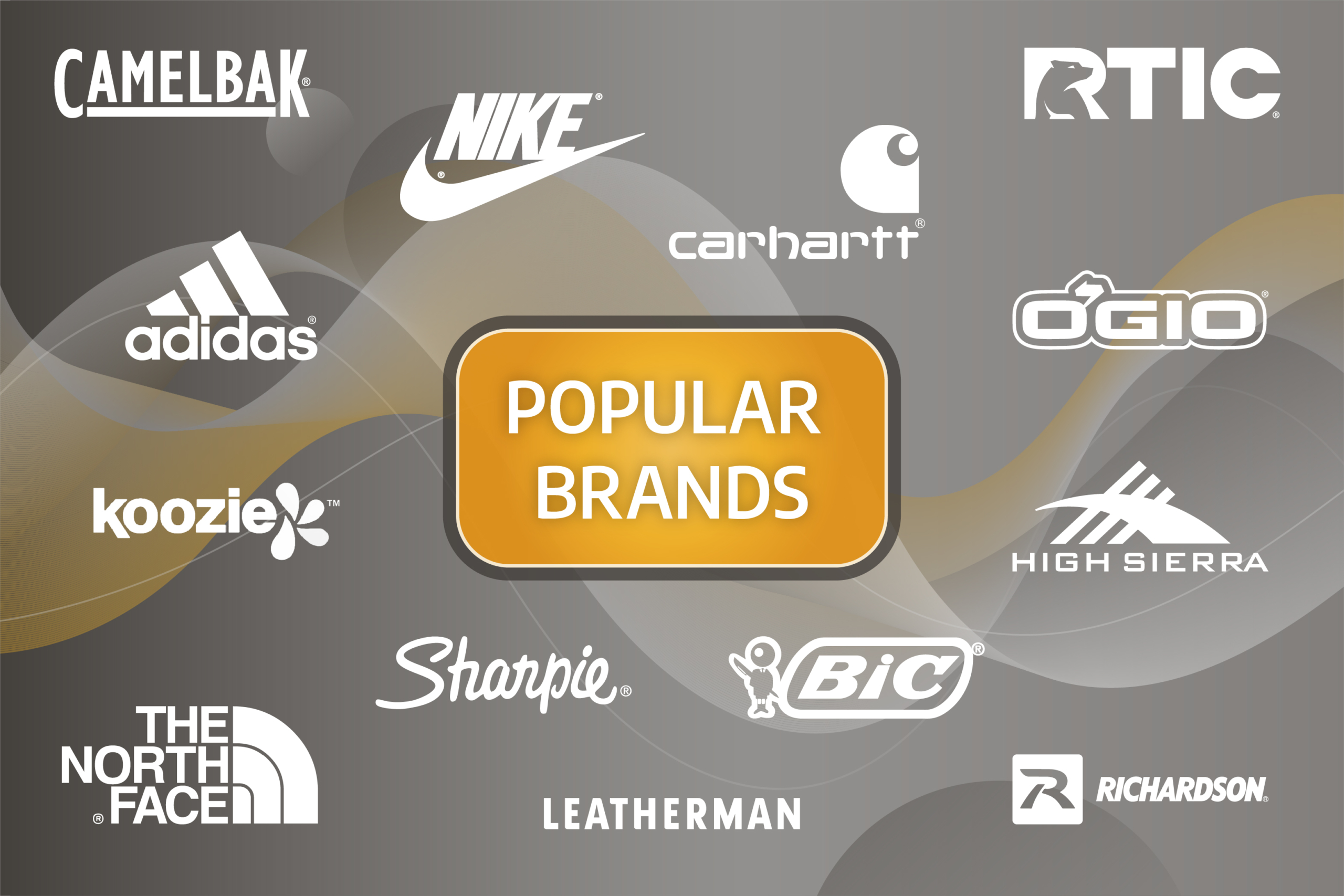 Popular Brands Sold by Pioneer Promo Promotional Products Fargo, ND