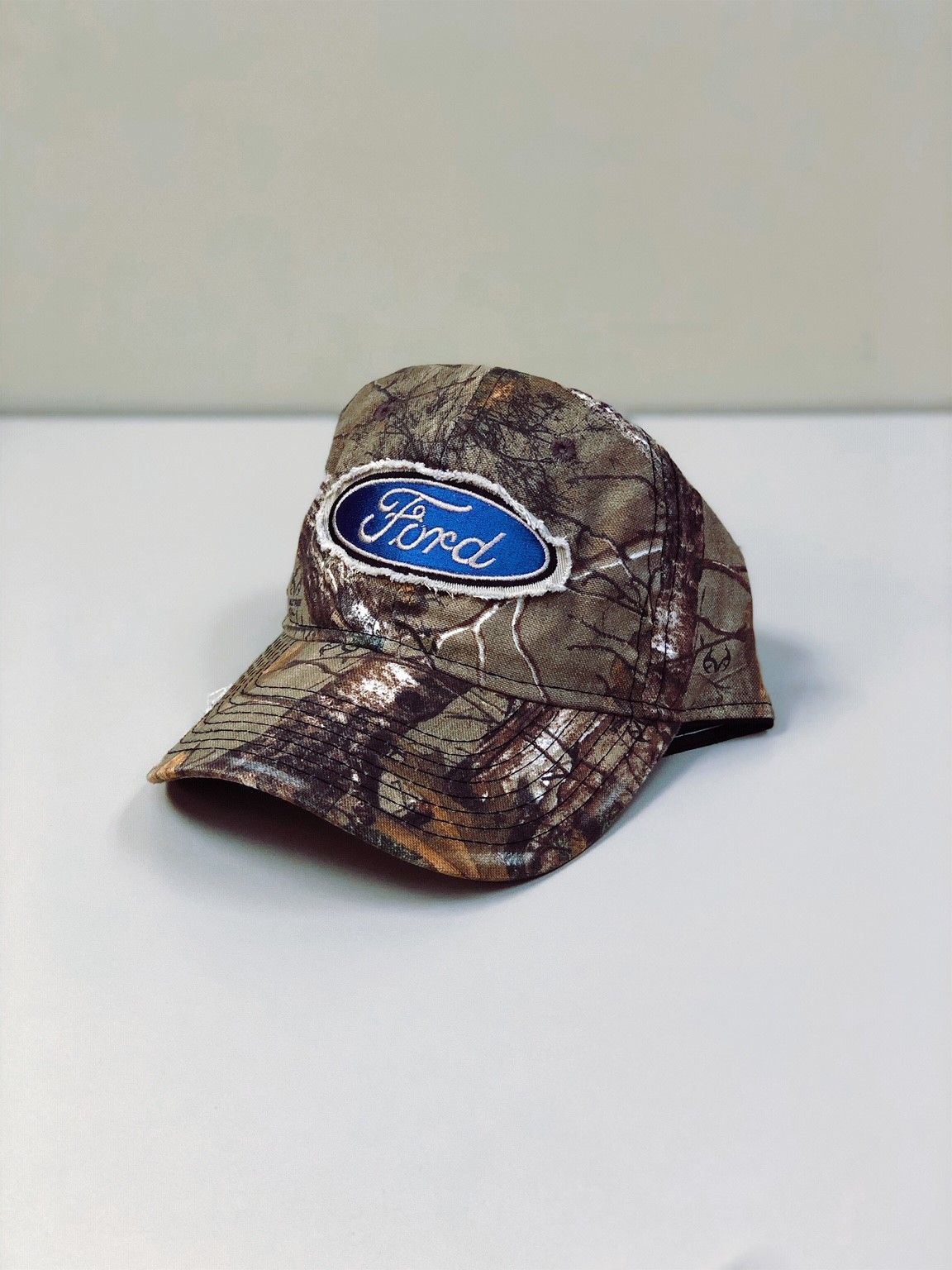 Ford Built Tough Cap - Officially Licensed for sale by Pioneer Promo