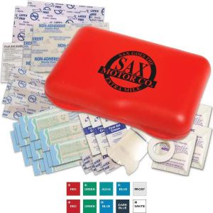 Pioneer Promo has Custom First Aid Kits for sale