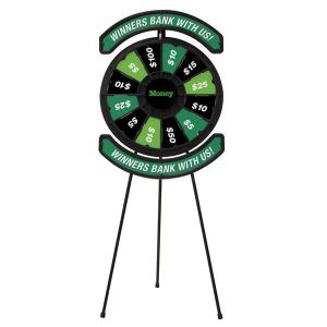 Pioneer Promo has Custom Prize Wheels & other Promotional Items for sale