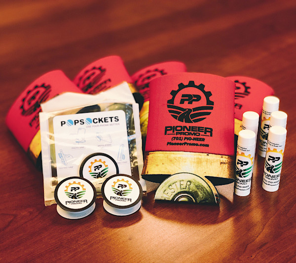 Promotional Products for sale by Pioneer Promo in Fargo ND and Nationwide | Pioneer Promo