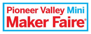 Pioneer Valley Mini Maker Faire logo