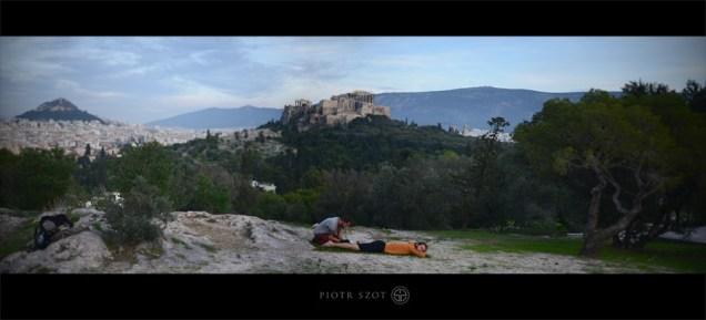 Ateny panorama