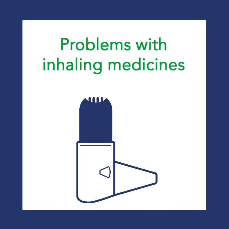 Module 2: Problems with inhaling medicines