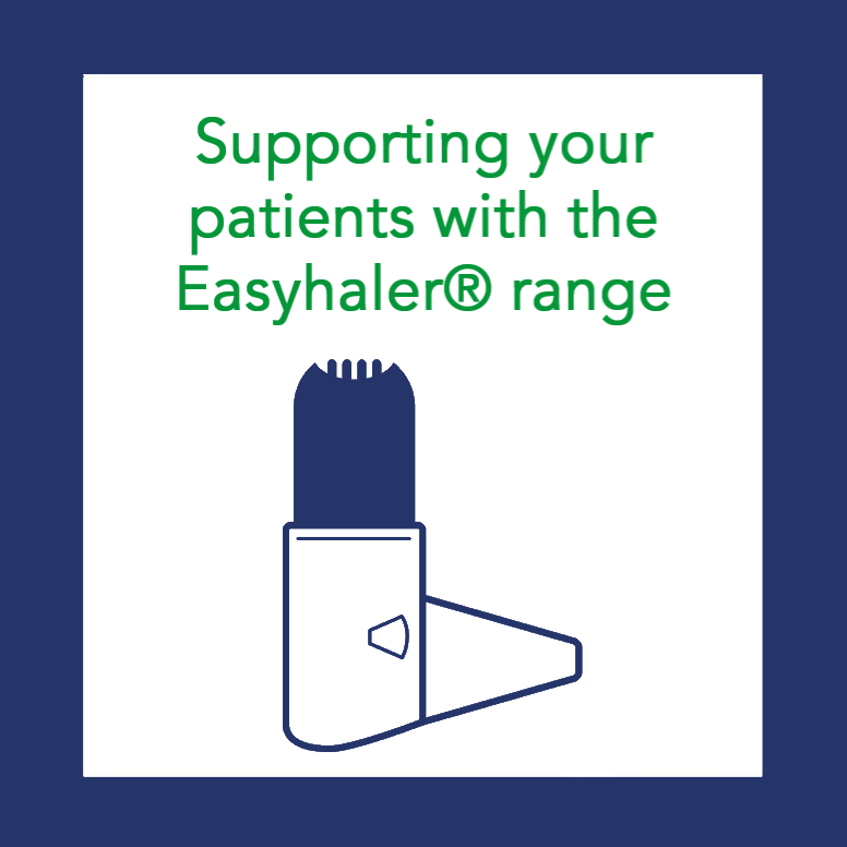Module 3: Supporting your patients with the Easyhaler® range