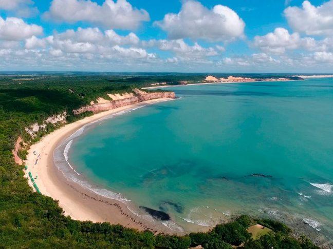 Baia dos Golfinhos - Praia da Pipa - Tibau do Sul - RN - Brasil