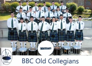 BBC Old Collegians Pipe Band
