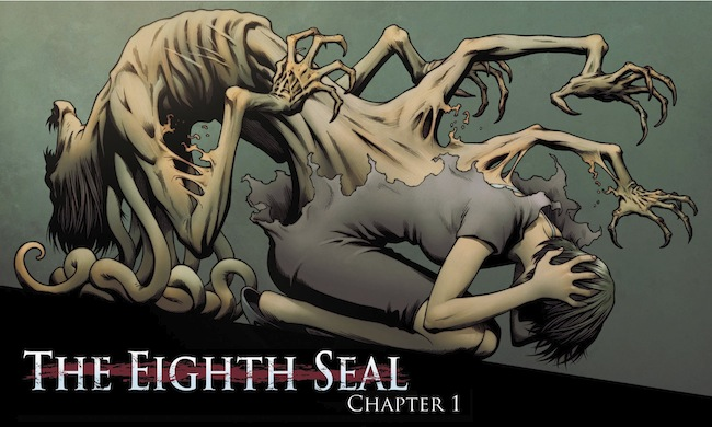 The Eighth Seal cover 1