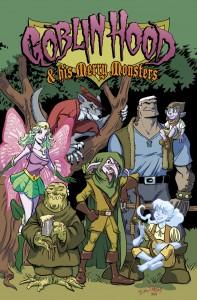 Goblin Hood 1 cover